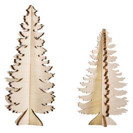 Holz-Steckteile *Fichten*