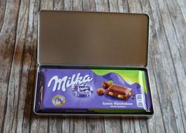 Weißblechdosen in verschiedenen Formen / Schokoladendosen, Gutscheindosen, Kräuterdosen, Teedosen!