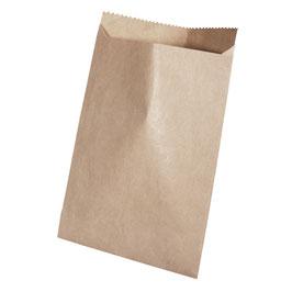 Papiertüte braun, Lebensmittelecht