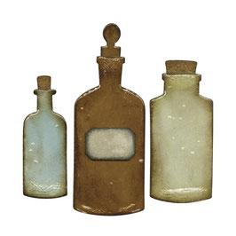 Sizzix Bigz *Apothecary Bottles* Tim Holtz