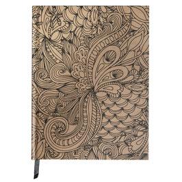 Tangle Notizbuch *Jungle*