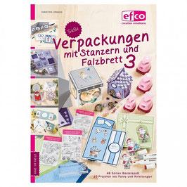 Süße Verpackungen mit Stanzern und Falzbrett 3
