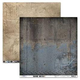 Designerpapier *Industrie Vintage Look 03*