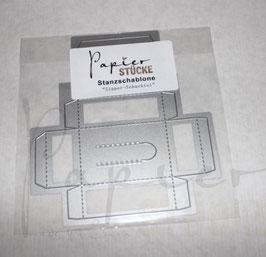 Framelit / Stanze für Bigshot & Co *kleine Zipperschachtel*