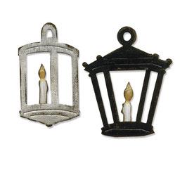 Sizzix Bigz *Hanging Lantern* Tim Holtz