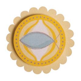 3D Papier-Accessoires Christl. Fisch *Kommunion/Konfirmation*