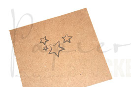 Stempel *Sterne*