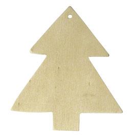 Holz-Anhänger *Baum*!