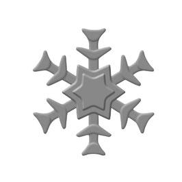 3D-Embossing-Stanzer *Schneeflocke*