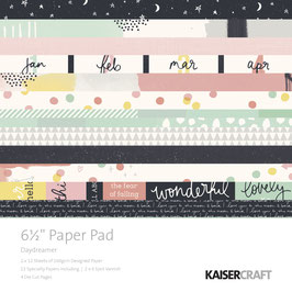 KaiserCraft Serie * Daydreamer* Scrapbooking-Block