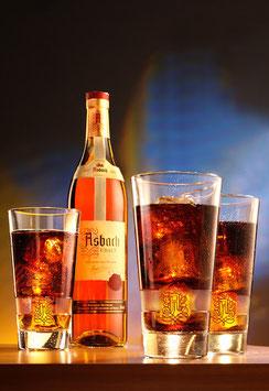 Asbach Cola Hütchen - - S P E Z I A L - -
