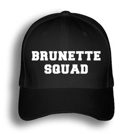 """""""BRUNETTE SQUAD"""" CAP"""