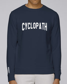 """CYCLOPATH"" SWEATER"