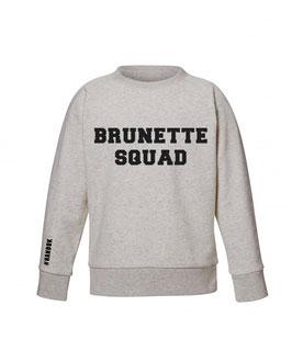"""BRUNETTE SQUAD"" SWEATER"