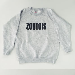 """ZOUTOIS"" KIDS SWEATER"