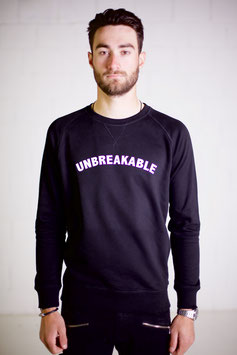 """UNBREAKABLE"" SWEATER"