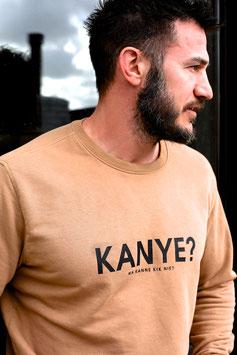 """KANYE"" MAN SWEATER OR HOODIE"