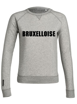 """BRUXELLOISE CLASSIC CITY"" SWEATER"