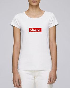 """""""SHERO"""" TSHIRT"""