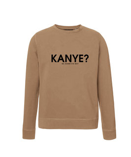 """KANYE"" WOMAN SWEATER OR HOODIE"
