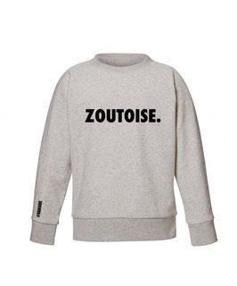 """ZOUTOISE"" CITYSWEATER"