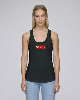 """SHERO"" TANKTOP BLACK"