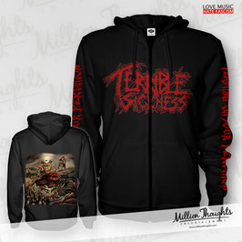 "Zipper-Hoodie ""Feasting on your Perdition"""