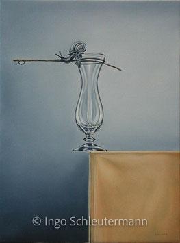 """Dialog"" / Öl auf Leinwand / 30 x 40 cm"