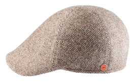 Mayser Paddy Flatcap Tweed Stoffmütze