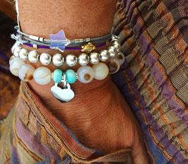 'GROOVY HEART'  Armband
