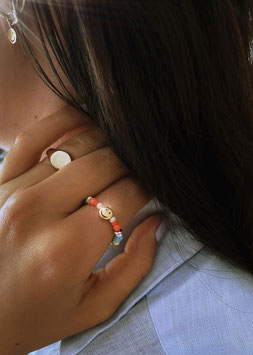 'SMILEY' RING
