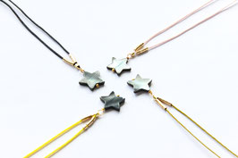 'BE MY STAR' Kette