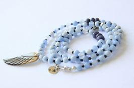 'IBIZA TRUST' Blue Wing  Armband / Kette