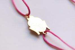 'BUDDHA' Armband Gold