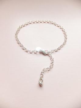 'PARIS' Armband Silber