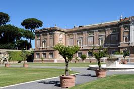 Vatikanische Museen ohne lange Warteschlange