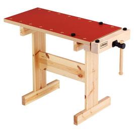 Werktisch Rot