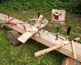 Waldkita-Ausstattung