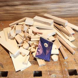 Kreativset Holz (groß)