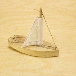 Steckbausatz Segelboot