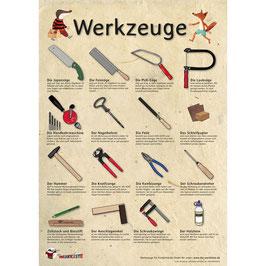 Werkzeugposter