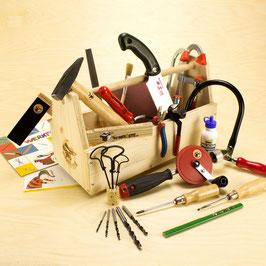 Das großes Werkzeugset für Kinder