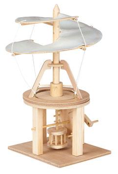 Da Vincis Luftschrauber