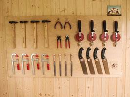 Werkzeugwand mittel