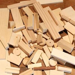 10 Kg Kreativholz