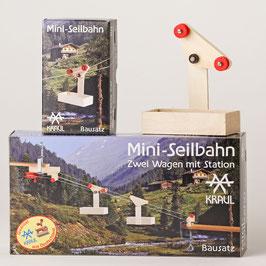 Mini-Seilbahn mit 2 Wagen von Kraul