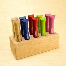 Opinel Kindermesser im Holzblock