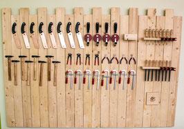Werkzeugwand groß