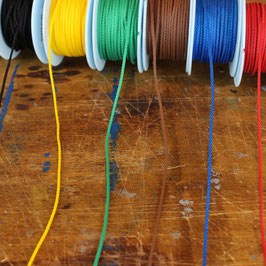 Flechtschnur verschiedene Farben