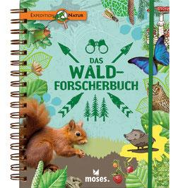 Das Waldforscherbuch
